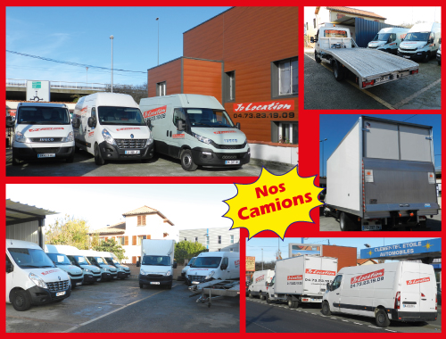 Jo location location utilitaire clermont ferrand - Location camion clermont ferrand ...